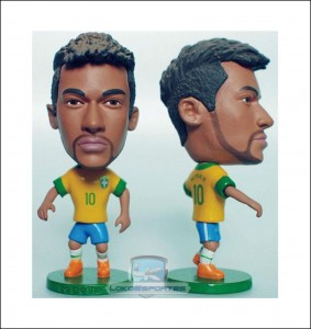 Produtos Brasil - Copa 2014_minicraque Neymar